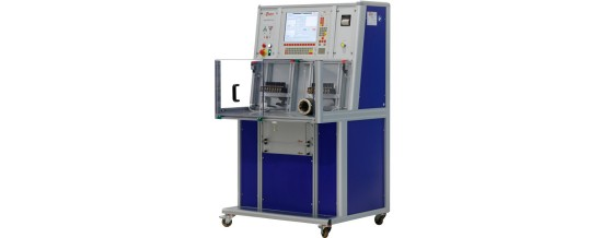 Latest edition of our Stator Test Bench